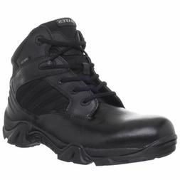Bates Men's GX-4 4 Inch Ultra-Lites GTX Waterproof Boot, Bla