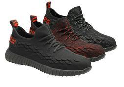 Men's Safety Work Shoes Indestructible Steel Toe Light Fashi