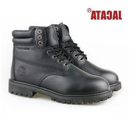 "Jacata Men's Winter Snow Work Boots Shoes 6"" Premium Waterpr"