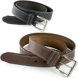 Timberland Mens 35MM Casual Belt Boot Cut Leather Rugged Cla