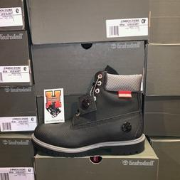 mens 6 helcor black leather premium waterproof