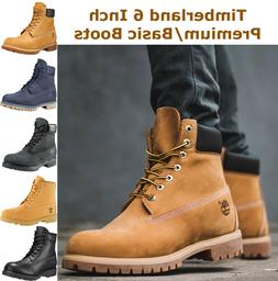 Timberland Mens 6 Inch Premium Waterproof Boots Insulated Me