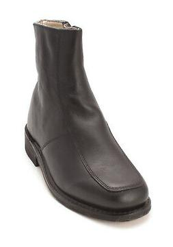 Executive Imperials Mens 910 Leather Closed Toe Mid-Calf Fas