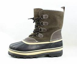 Northside Mens Back Country Brown Snow Boots Size 14