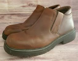 Bed Stu Mens Boots Size 45 12 Square Toe Brown
