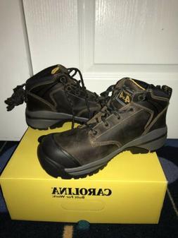 Carolina Mens Boots Size 9.5  100% Non Metallic ESD Carbon C