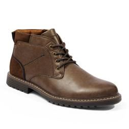 Mens Casual Chukka Boot Dress Boots Leather Durable Stylish