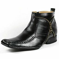 Mens Ferro Aldo Boots Dress Ankle Boots W/ Leather Lining an