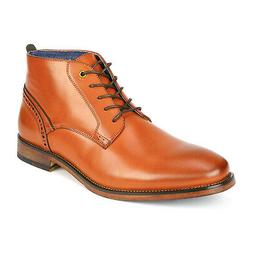 Bruno Marc Mens GALE Faux Leather Chukka Oxfords Derby Chels