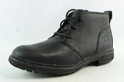 Timberland Mens Logan Bay Black Full Grain Leather Ankle Boo