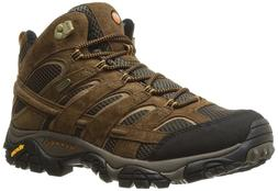 merrell men s moab 2 mid waterproof
