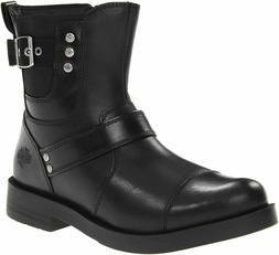 Harley Davidson Motorcycle Boots Men's 93249 Kane Leather