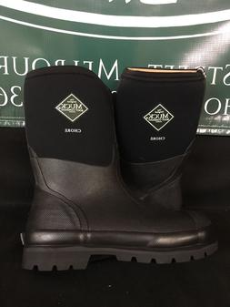 Muck Boot Co. Chore Classic Mid Black Men's Women's Sizes CH