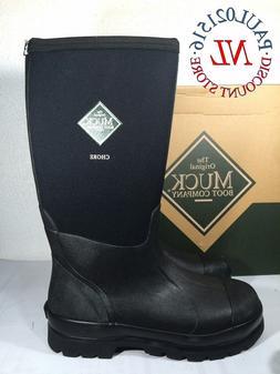 MUCK Men's Chore Classic Hi Waterproof Work Boots ~ CHH-000A