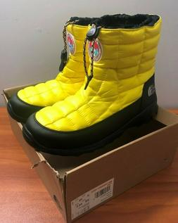 NEW 2017 THE NORTH FACE BOOTS MENS 13 THERMOBALL BOOTIE II E
