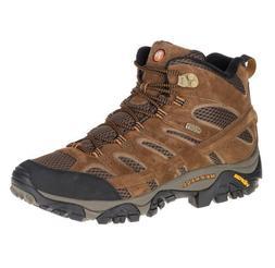 NEW BOX Merrell Men's Moab 2 Waterproof Mid Hiking Boots - E