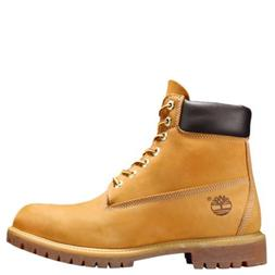 New Timberland Men's Boot 6 Inch Classic Premium Boots   Whe