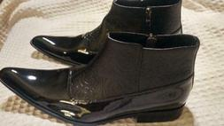 new mens ankle boots size 45..free shipping