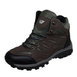 NEW Mens Hiking Boots Waterproof Lightweight Backpacking Out