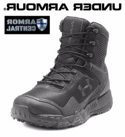 NEW Under Armour UA Men's Black VALSETZ 1.5 Tactical Side Zi