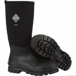 New - Men's Women's Unisex Muck Boot Hi Chore Waterproof Bla