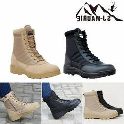 Outdoor Boots Men's Military Desert Tactical Boot Waterproof