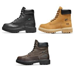 Timberland PRO Direct Attach 6 Inch Steel Toe Wheat Leather