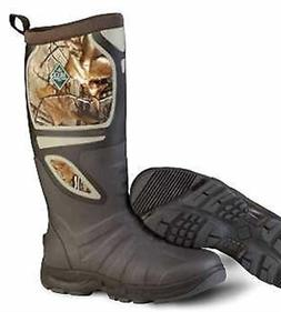 Muck Pursuit Shadow Pull On Men's Boots Realtree Xtra Size 8