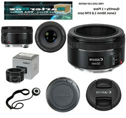 Sale 50mm Canon Ef 50 f/1.8 Stm Lens 013803256871 original b