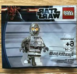 LEGO Star Wars TC-14 C3PO 5000063 Retired Rare NIB