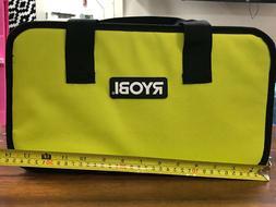 Ryobi 903209004 Green Tool Bag 7 x 9 x 12 inch Fits CSB143LZK Circular Saw P4221