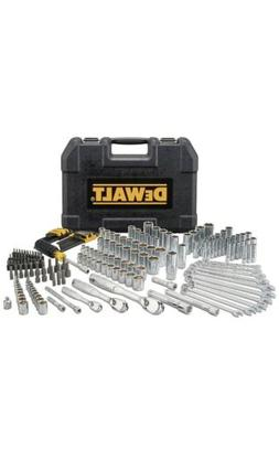 982db94efcc Tool Set Mechanics Tool Box DEWALT DWMT81534 205Pc