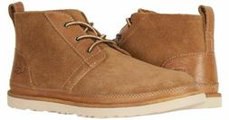 UGG Neumel Unlined Leather Chukka Men's Boots  Chestnut