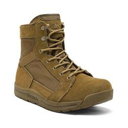 US  Men's  Military Tactical Boots Mid-Ankle Lightweight Lea