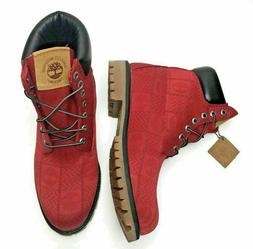 """TIMBERLAND V65 MENS A27RA 6"""" LIMITED EDITION LEATHER WATERPR"""