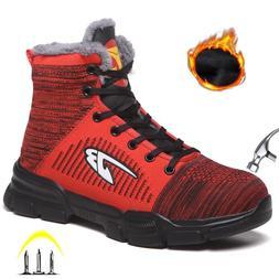 Winter Safety Work <font><b>Boots</b></font> <font><b>Men</b