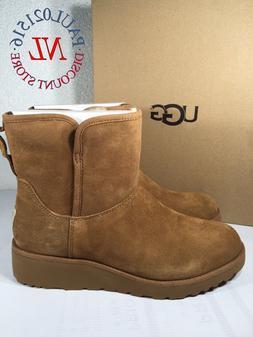 NEW Women's Shoes UGG Classic Slim Kristin Mini Boots~ Chest