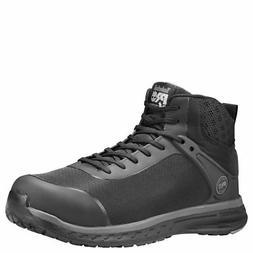 Timberland PRO Work Boots Mens Drivetrain Mid Composite Toe
